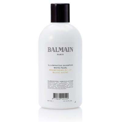 Rozświetlający szampon do włosów blond, rozjaśnianych pasemkami i farbowanych.