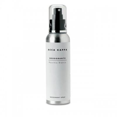 White Moss natural spray dezodorant