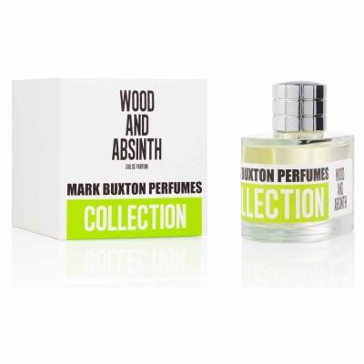 mark buxton perfumes wood and absinth