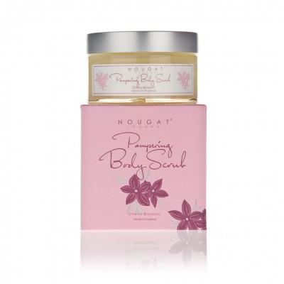 Luksusowe masło do ciała o aromacie kwiatu wiśni