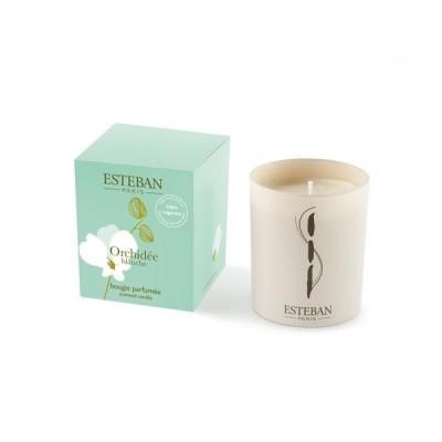 Świeca zapachowa - Orchidée blanche