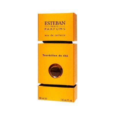 esteban tourbillon de the