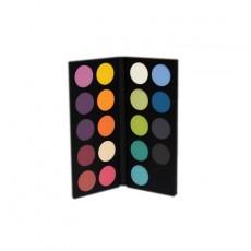 20 eyeshadows palette Pro harmony