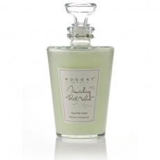 Nawilżający aksamitny płyn do kąpieli o aromacie figi i rózowego cedru