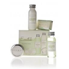 MINI zestaw ESSENTIAL - o aromacie figi i różowego cedru