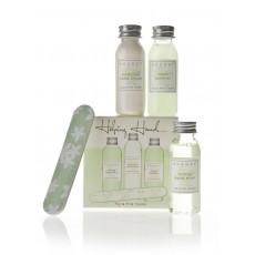 Mini zestaw HELPING HANDS - o aromacie figi i różowego cedru