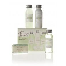 Mini zestaw TIME TO ESCAPE - o aromacie figi i różowego cedru