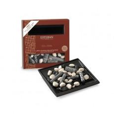 Pachnący ceramiczny zestaw dekoracyjny - Teck & tonka
