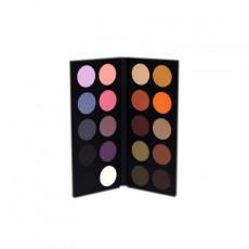 20 eyeshadows palette Mix harmony