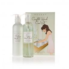 Kolekcja pielęgnacyjna do rąk o aromacie figi i różowego cedru